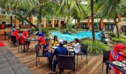 Libur Akhir Pekan, Okupansi Hotel di Pangandaran Naik 30 Persen
