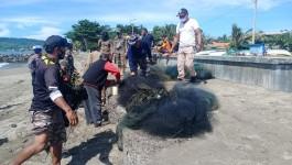 Puluhan Alat Tangkap BBL di Perairan Pangandaran Diamankan Petugas, Inilah Alasannya