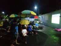 Bobotoh Persib Banjar Gelar Nobar Saat Pertandingan Persib Bandung Vs Bali United