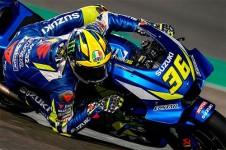 Joan Mir Mengawali Musim MotoGP 2021 Raih Hasil Positif