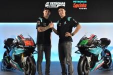 Terkait Hasil yang Dicapai Rossi dan Morbidelli, Ini Reaksi Kepala Tim Petronas Yamaha