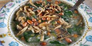 Cara Membuat, Bubur Pedas Makanan Khas Buka Puasa di Sumatera