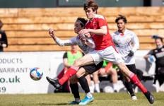 Patah Rekor, Tim Garuda Select III Kalah 0-1 dari Swindon Town U-18