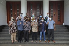 Pemkot Bandung Mendukung Pembinaan Olah Raga Dayung