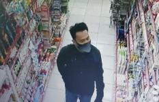 Aksi Pencurian Sepeda Motor Milik Pegawai Minimarket di Padaherang Terekam Kamera CCTV