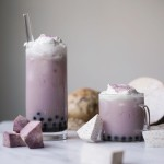 Resep Minuman, Cara Membuat Minuman Segar Berbahan Dasar Talas