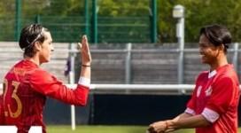 Tampil Brilian di Loughborough, Garuda Select III Hantam Huddersfield Town U-18