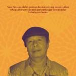 Kang Nano S, Maestro Seni Sunda yang Tak Lelah Berkarya