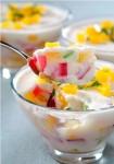 Resep Masakan, Cara Membuat   Es puding buah,Cocok Untuk Buka Puasa