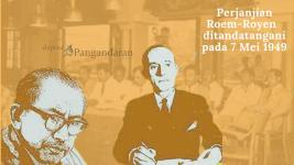 Catatan Sejarah 7 Mei: Perjanjian Roem-Royen, Menuntut Kembalinya Kedaulatan Indonesia