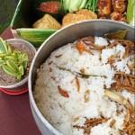 Makanan Enak, Cara Membuat Nasi Liwet Sunda Rice Cooker Komplit Sederhana