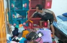 Rumah Ketua RT di Kalipucang Pangandaran Dibobol Maling, Puluhan Juta dan Emas Raib