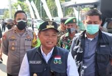 Wagub Jabar Sempat Terima Keluhan Warga Saat Cek Pos Pengamanan di Batukaras