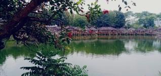 Wisata Kampung Batu Malakasari Bandung, Rekreasi Asri yang Cocok untuk Liburan Keluarga