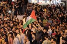 Sepakat Gencatan Senjata, Hamas Klaim Menang Warga Bersorak Takbir