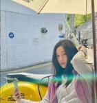 Aktris Lee Da In Ternyata Salah Satu Keturunan dari Keluarga Kerajaan di Korea