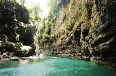 Cukang Taneuh, Objek Wisata Green Canyon Pangandaran yang Mistis Namun Eksotis
