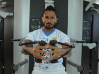 Wander Luiz Bertekad Membawa Persib ke Tangga Juara