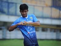 Bayu Mohamad Fiqri Termotivasi dengan Program Latihan Bersama