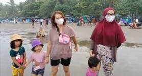 Beginilah Ungkapan Wisatawan Asal Purwokerto Tentang Pantai Pangandaran