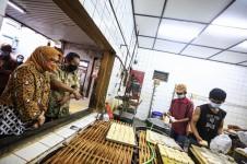 Sejumlah Produsen Tahu  di Bandung Melakukan Mogok Produksi