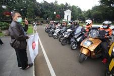 Muslim Bikers United Selenggarakan Touring Syiar Tambah Amal