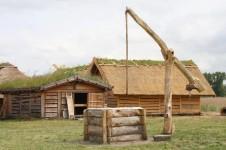 Museum Haithabu Hedeby Viking di German