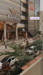 Nekat, Seorang Remaja Tewas Bunuh Diri Setelah Lompat dari Lantai 12 Kings Shopping Center Bandung
