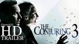 The Conjuring 3: The Devil Made Me Do It Full Movie, Melawan Gangguan Iblis