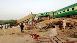 Korban Tewas Kecelakaan Kereta Api Bertambah Menjadi 63 Orang, Penumpang Hingga Ribuan