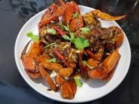 Resep Masakan, Cara Membuat Kepiting Saus Lada Hitam Sederhana Tanpa Ribet