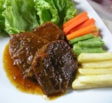 Resep Masakan, Cara Membuat Bistik Hati Sapi Sederhana Ala Restoran Mahal