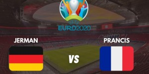 Link Live Streaming EURO 2020 Prancis vs Jerman di Fussball Arena Munich, Saksikan Sekarang