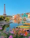 Wisata Gading Paradise Kampung Eropa Kebumen, Keren dan Instagramable