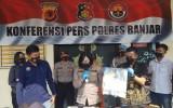 Dalam Waktu 3 Hari, Satreskrim Polres Banjar Berhasil Bekuk HM