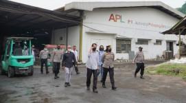 Lantaran Pandemi, Ratusan Karyawan PT Alba Priangan Lestari Dirumahkan