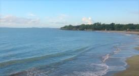 Pantai Muaragatah di Cimerak Pangandaran, Objek Wisata yang Masih Terjaga Keasrianya