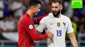 Hasil Euro 2020: Berakhir Imbang 2-2, Prancis dan Portugal Lolos ke Babak 16 Besar