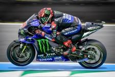 Hasil MotoGP Belanda: Fabio Quartararo Kokoh, Marquez Fantastis, Rossi Crash