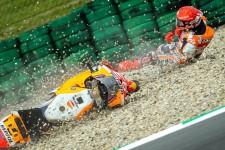 Jika Tidak Mengalami Kecelakaan Fatal, Marc Marquez Bisa Meraih Podium di MotoGP Belanda