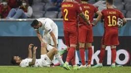 Kemenangan Italia Korbankan Leonardo Spinazzola yang Cedera Parah