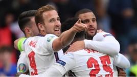 Euro 2020 – Inggris Pesta Gol Di Gawang Ukraina