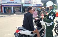 Hari Kedua Penerapan PPKM Darurat, Petugas Masih Temukan Warga Pangandaran yang Melanggar Prokes