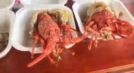Bakso Lobster Menu Andalan Saung Bakso Mandiri Mas Wik Wiw Pangandaran