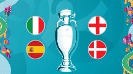 Jadwal Lengkap Big Match Semifinal Euro 2020
