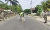 Satgas Covid-19 Desa Karangbenda Perketat Operasi Penggunaan Masker
