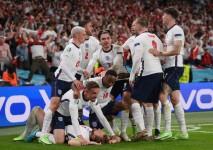 Taklukan Denmark Inggris Sukses Masuk Final Euro 2020, dengan Gol dari Harry Kane