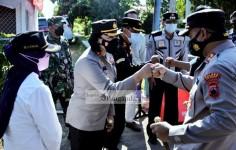 Muspida Kota Banjar dan Kabupaten Cilacap Lakukan Koordinasi Terkait PPKM Darurat di Perbatasan Jabar-Jateng