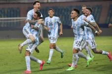 Copa America  2021, Kesempatan Bagi Messi Berebut Gelar Bersama Argentina