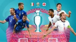 Final Euro 2020 – Prediksi dan Sejarah Pertemuan Italia vs Inggris